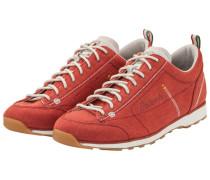 Robuster Sneaker, Cinquantaquattro LH Canvas von Dolomite in Rot für Herren