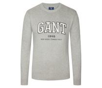Modischer Pullover von Gant in Grau für Herren