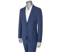 Businessanzug mit aufgesetzten Taschen von Drykorn in Blau für Herren