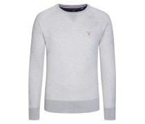 O-Neck Sweatshirt von Gant in Grau für Herren