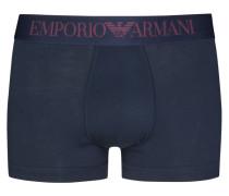 Retro-Boxershorts von Emporio Armani in Blau für Herren
