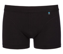 "Retro-Shorts ""Long Life Cotton"" in Schwarz"