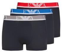 3er Pack Cotton, Stretch von Armani Jeans in Marine für Herren