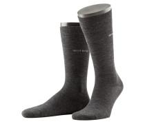 Socken, John von Boss in Anthrazit für Herren