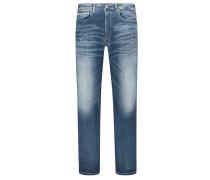 Jeans, Regular Fit, Grover von Replay in Blau für Herren