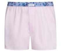 Exklusive Boxer-Shorts, Bund im Flower-Print von Van Laack in Weiss für Herren
