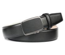 Gürtel, stufenlos verstellbar von Anthoni Crown in Schwarz für Herren