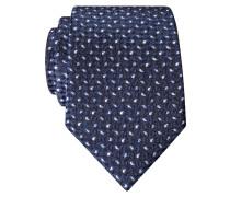 Modische Slim-Fit Krawatte von Tom in Blau für Herren