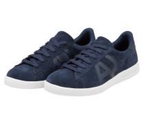Hochwertige Sneaker von Armani Jeans in Marine für Herren