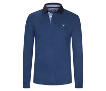 Polokragen-Sweatshirt von Gant in Blau für Herren