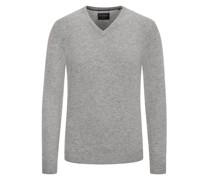 Pullover, V-Neck, reinem Kaschmir