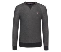 Sweatshirt mit Raglanärmeln von Gant in Anthrazit für Herren
