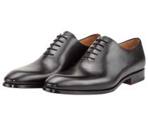 Klassischer Oxford-Businessschuh, Whole Cut von Magnanni in Schwarz für Herren