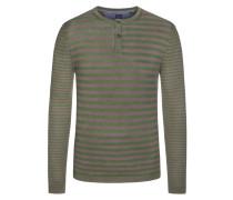 Sweatshirt im Baumwoll-Mix von Tom Rusborg in Gruen für Herren