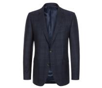 Hochwertiges Sakko aus reiner Schurwolle, LU-Hearst SS von Tom Rusborg Premium in Blau für Herren