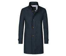 Mantel mit Stehkragen, Santiago von Tom in Marine für Herren