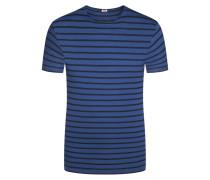 Sommerliches Ringel T-Shirt von Armor-lux in Navy für Herren