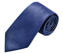 Klassische Krawatte von Tom Rusborg in Blau für Herren