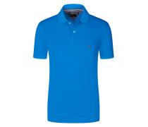 Poloshirt, Slim Fit von Tommy Hilfiger in Royal für Herren
