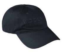 Sportliche Baseball-Cap von Woolrich in Marine für Herren