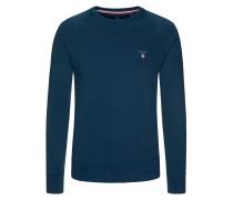 O-Neck Sweatshirt von Gant in Marine für Herren