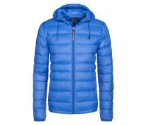 Leichte Daunenjacke mit Kapuze, wasserabweisend von Polo Ralph Lauren in Blau für Herren