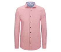 Modisches Flanellhemd aus 100% Baumwolle von Tom in Rot für Herren