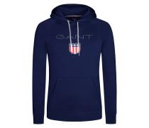 Bequemes Kapuzen-Sweatshirt von Gant in Marine für Herren