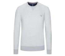 Sweatshirt mit Raglanärmeln von Gant in Grau für Herren