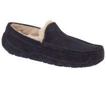 Hausschuhe Loafer Form  Marine
