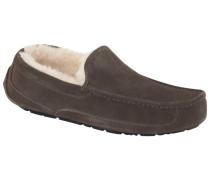Hausschuhe Loafer Form