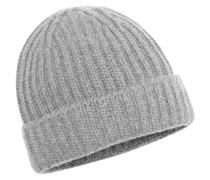 Kaschmir-Strick-Mütze