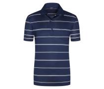 Poloshirt, gestreift von Paul & Shark in Marine für Herren