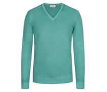 Pullover aus Schurwolle  Mint