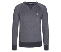 O-Neck Sweatshirt von Gant in Anthrazit für Herren