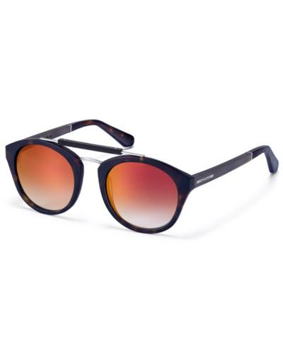 Sonnenbrille, Auerburg in Dunkelbraun