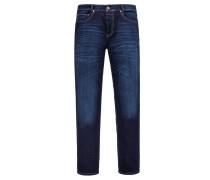 Bequeme 5-Pocket, Jog'n Jeans von Mac in Marine für Herren