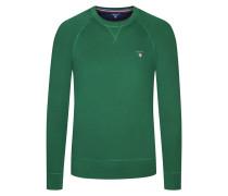 Sweatshirt mit Raglanärmeln von Gant in Tanne für Herren