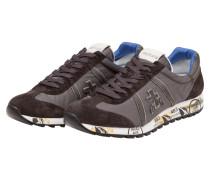 Modischer Sneaker, Lucy von Premiata in Braun für Herren