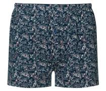 Boxershorts mit Paisley-Muster von Mey in Marine für Herren