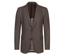 Sakko aus 100% Wolle, Henry SS von Tom Rusborg Premium in Braun für Herren