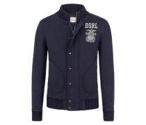 Bequeme Jacke im Blouson-Stil von Denim & Supply Ralph Lauren in Marine für Herren