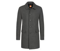 Kurzmantel in Tweed-Optik, Bodhy von Boss Orange in Grau für Herren