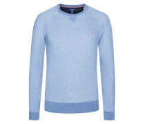 Sweatshirt mit Raglanärmeln von Gant in Denim für Herren