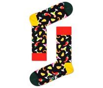 Socken mit Tequila-Motiv