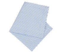 Einstecktuch mit Sternenmuster von Tom Rusborg in Weiss für Herren