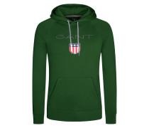 Bequemes Kapuzen-Sweatshirt von Gant in Gruen für Herren