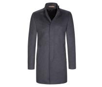 Mantel mit Stehkragen, Harrison von Baldessarini in Anthrazit für Herren