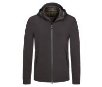 Two-In-One Jacke mit seperat zu tragendem Innenfutter von Refrigiwear in Schwarz für Herren