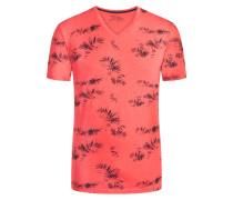 T-Shirt mit Allover-Print von Tom Made In Heaven in Rot für Herren